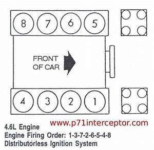 Ford Crown Victoria 4 6l Firing Order