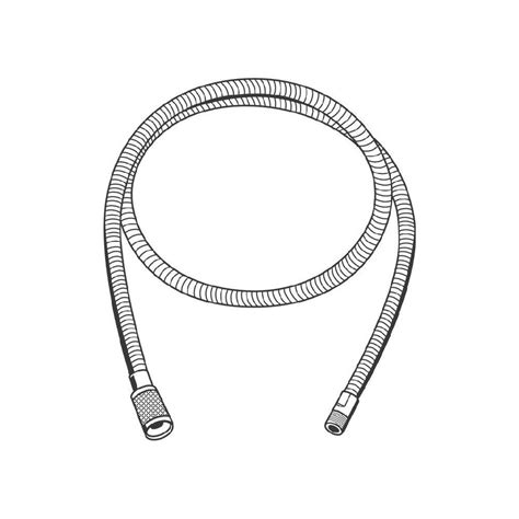 grohe kitchen faucet replacement hose ean 4005176057755 grohe 46092000 starlight chrome