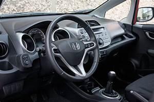 Review  2009 Honda Fit Sport Is Still Frugal  Slightly