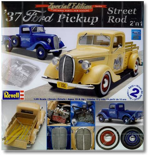 classic cruiser model kits  scale  ford pickup