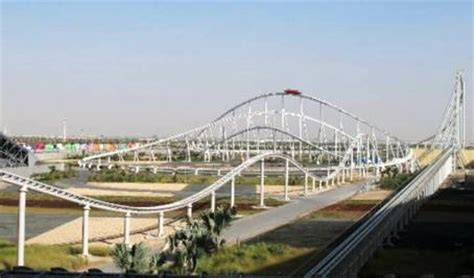 1 Formula Rossa by Top 10 Fastest Roller Coaster Rides In The World World
