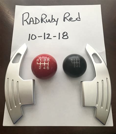 fs shifter knobs  paddle shifter extensions