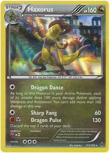 Haxorus - XY BREAKthrough #111 Pokemon Card