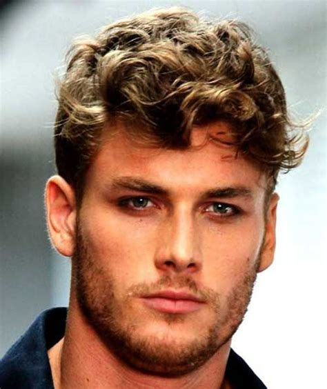 good haircuts  curly hair men curly men hairstyles