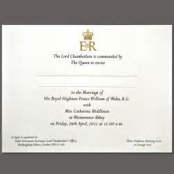 royal wedding invitation prince william and kate middleton royal wedding invitations royal wedding brides