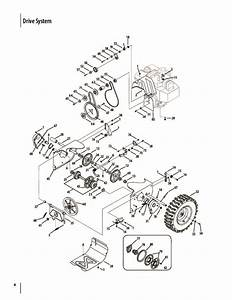 30 Cub Cadet Snowblower Parts Diagram