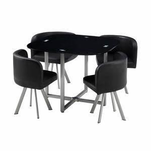 Table A Manger 4 Personne : table avec chaise encastrable achat vente table avec ~ Teatrodelosmanantiales.com Idées de Décoration