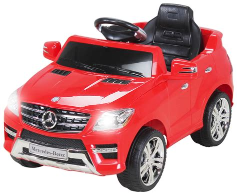 auto für 3 kinder kinder elektroauto mercedes ml 350 mit original lizenz miweba gmbh