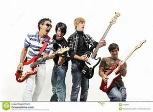 Teen Rock Band - Dec Hot Teen Kissing