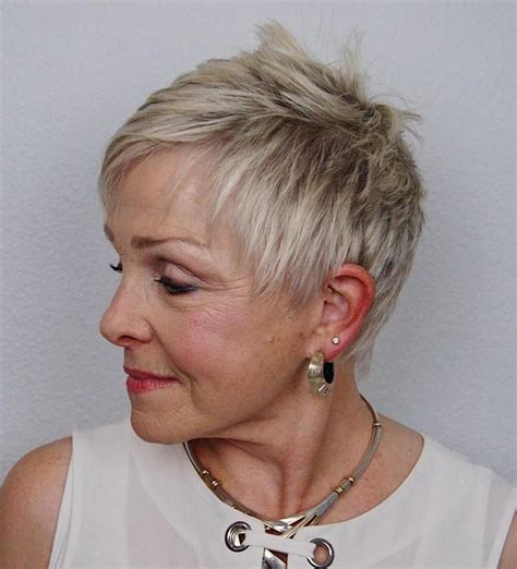 Pixie Hairstyles For 60 by 60 Best Hairstyles And Haircuts For 60 To Suit