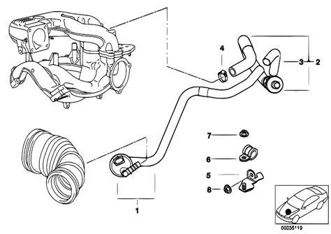original parts for e36 316i 1 9 m43 compact engine vacuum engine estore central
