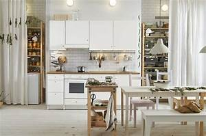 Cuisines Ikea 2018 : knoxhult la cuisine modulaire ikea premier prix ~ Nature-et-papiers.com Idées de Décoration