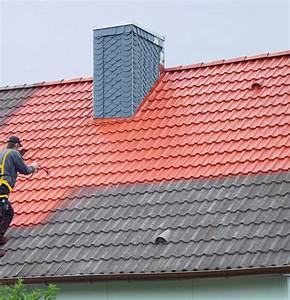 Tuile Pour Toiture : peinture pour toiture tuile beton prix resine de ~ Premium-room.com Idées de Décoration
