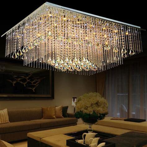 deckenleuchte esszimmer led deckenleuchte esszimmer modernem luxus led kristall deckenleuchte wohnzimmer le esszimmer