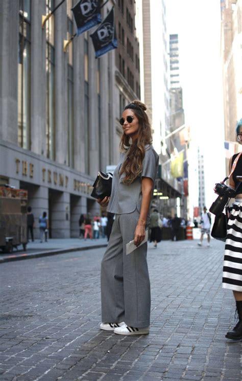 wide leg grey knitwear grey layers grey grey is a