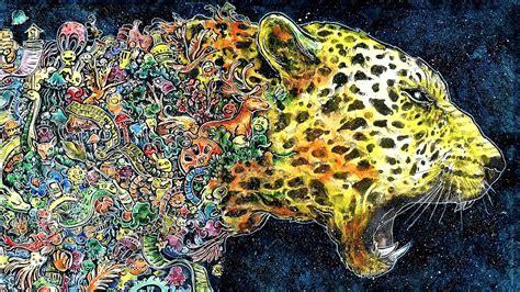 cheetah artwork wallpapers hd wallpapers id
