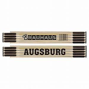 öffnungszeiten Bauhaus Augsburg : bauhaus zollstock augsburg 2 m 1942 massbaender ~ Watch28wear.com Haus und Dekorationen