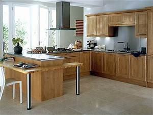 Deco Cuisine Bois : inspirations tendances pour une jolie d co cuisine bois naturel ~ Melissatoandfro.com Idées de Décoration