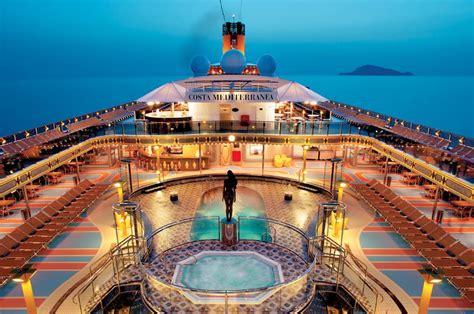 Scheda nave Costa Mediterranea: Con una Lunghezza di 292m
