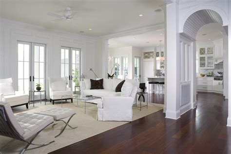 decorating open floor plan open floor plan decorating ideas family room traditional with wood trim area rug wood flooring