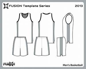 Basketball Jersey Template Vector