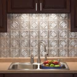 kitchen backsplashes home depot 18 in x 24 in traditional 4 pvc decorative backsplash panel in crosshatch silver b51 21 the
