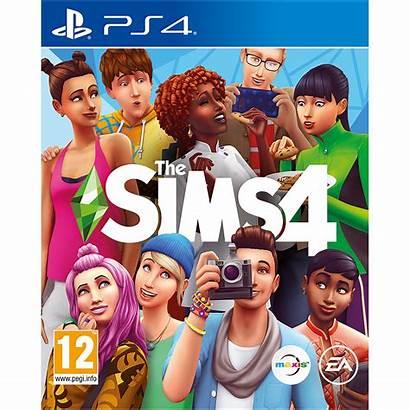 Sims Ps4 Playstation