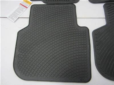 Vw Passat Floor Mats 2015 by All Weather Oem 12 16 Volkswagen Passat Wolfsburg Black