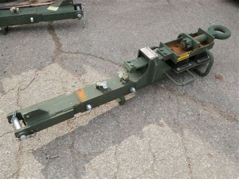 Holland Trailer Hitch Extension Tow Bars Heavy Duty