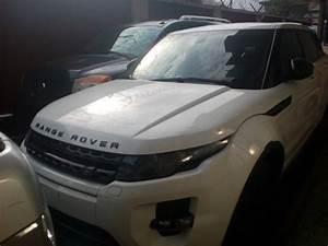 Tokunbo 2014 Range Rover Evoque  Diesel  - Autos