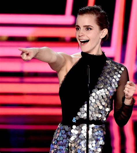 Emma Watson Mtv Awards
