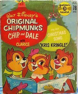 chip  dale  clarice original chipmunks chip