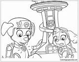 Paw Patrol Zuma Sky Pages Coloring Chase Kleurplaat Coloringpagesonly Ausmalbilder Printable Rescue Names sketch template