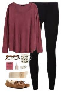 Cute Lazy Outfits with Leggings