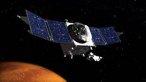 GMS: Investigating the Martian Atmosphere