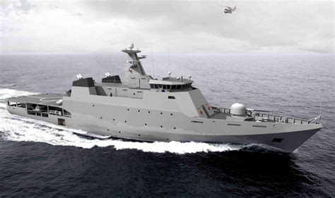 Pakistan Orders Offshore Patrol Vessel From Netherlands' Damen