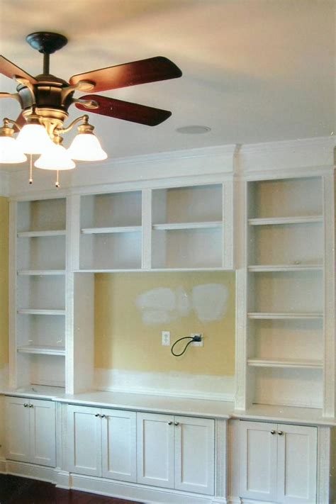 how to build a bookcase wall unit wall units astounding tv bookcase wall unit plans