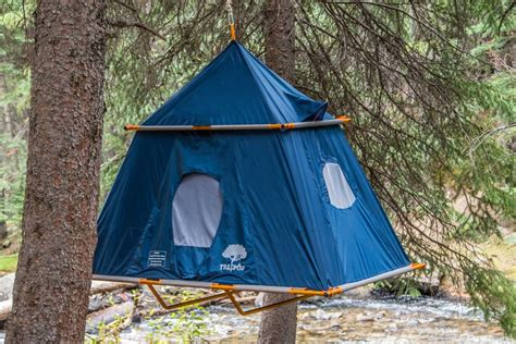 This Hanging Tent Is An Instant Treehouse Curbed