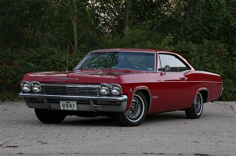 Immaculate Unrestored 1965 Chevrolet Impala Ss Shows Just