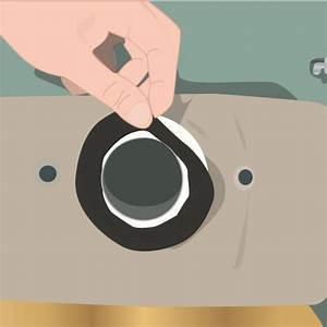 Joint De Chasse D Eau : remplacer une chasse d eau wc ~ Melissatoandfro.com Idées de Décoration