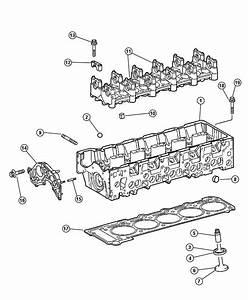 Dodge Sprinter Valve  Engine Exhaust