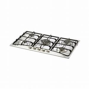 Plaque De Cuisson 5 Feux : plaque de cuisson elleti 5 feux 70cm inox ~ Dailycaller-alerts.com Idées de Décoration