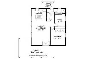 Surprisingly Small Home Floor Plan by Bungalow House Plans Kent 30 498 Associated Designs