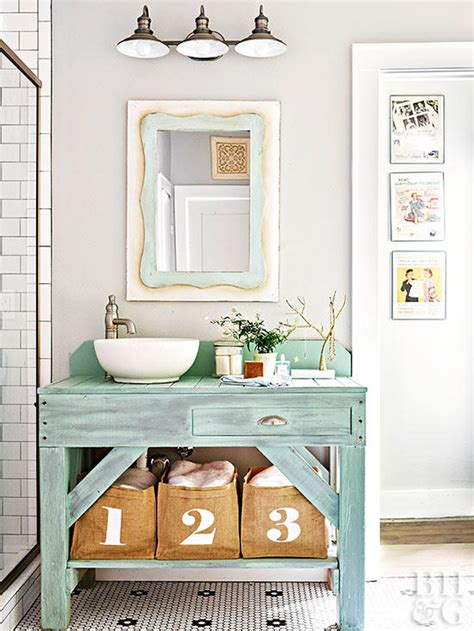Rustic Bathroom Colors by Best Bathroom Colors Better Homes Gardens