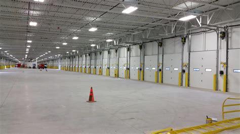 cross dock operation automotive supply applied