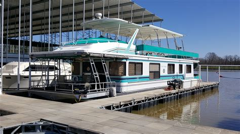Houseboats For Sale Singapore by Used 1994 Sumerset Houseboats For Sale In Demopolis