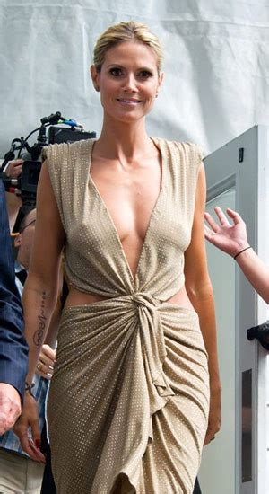 Heidi Klum Hollywood Life