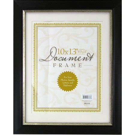 document frame blackgold walmartcom