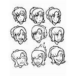Facial Expression Icons Expressions Celeb Ability Depend