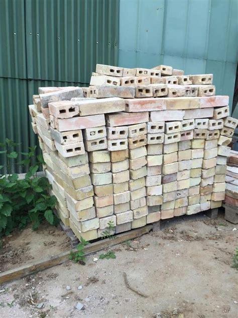 Ziegelsteine Fuer Den Hausbau by Ziegelsteine In Gommersheim Sonstiges Material F 252 R Den